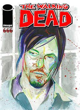Kyle Willis - The Walking Dead #666