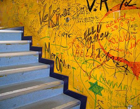 The Wall by Leena Pekkalainen