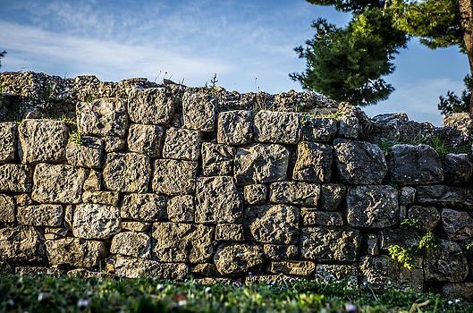 The Wall by Mislav Glibota
