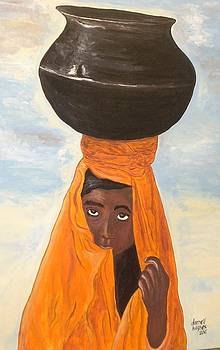 The Watercarrier by Darrell Hughes