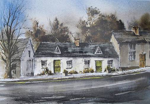 The Weaver's Cottages by Roland Byrne