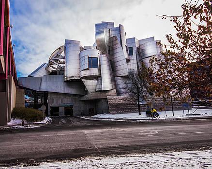 The Weisman Art Museum by Tom Gort