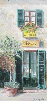 The Well Acrylic by Paula Pagliughi