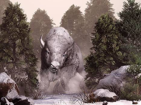 The White Buffalo by Daniel Eskridge