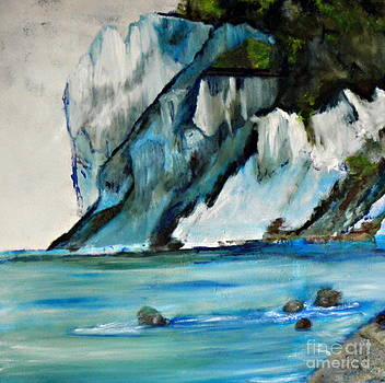 The White Cliffs of Denmark by Cass Oest