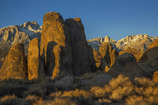 The Whitney Portal by Ross Murphy
