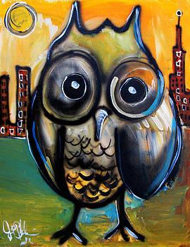 Jon Baldwin  Art - The Who