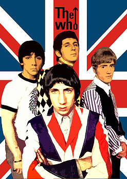 The Who by Six Artist