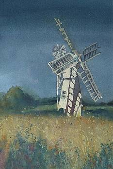 The Windmill by Lori Ippolito