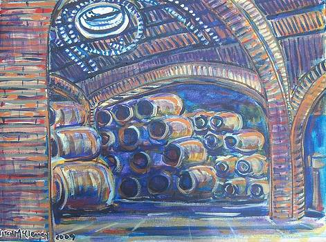 The Wine Cellar by Mitchell McClenney