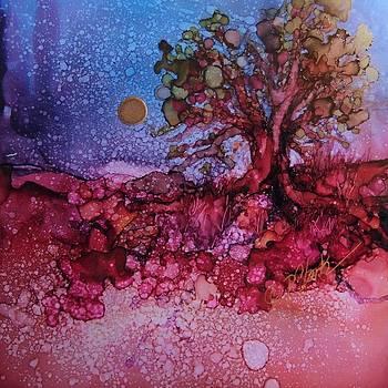 The Wisdom Tree by Donna Pierce-Clark