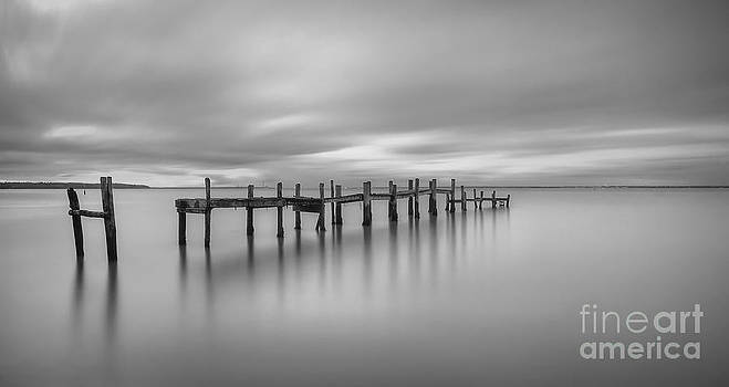 English Landscapes - The Wooden Jetty