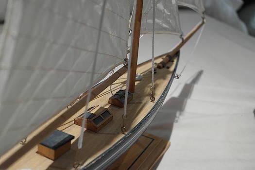 The Wooden Ship by Aqil Jannaty