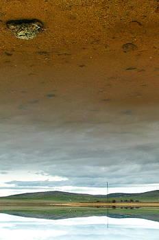 The world upside down by Gaitero