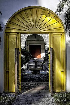 Lynn Palmer - The Yellow Arched Portal
