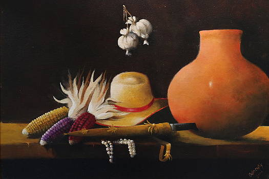 The Yellow Hat by Julio Ortiz