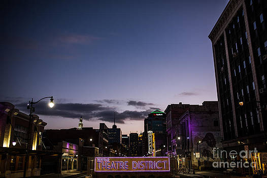 Theater District 2 by Chuck Alaimo