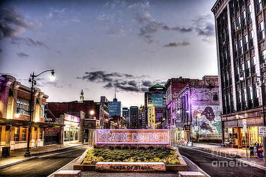 Theater District by Chuck Alaimo