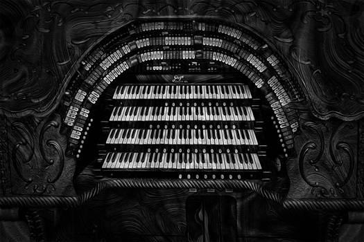 Jack Zulli - Theater Organ
