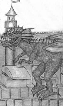 There Be Dragons by Gordon Wendling