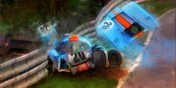 There has been an accident by Alan Greene