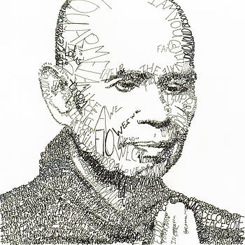 Thich Nhat Hanh by Michael  Volpicelli