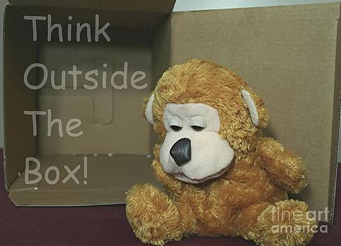 Think Outside The Box by Stephen Thomas