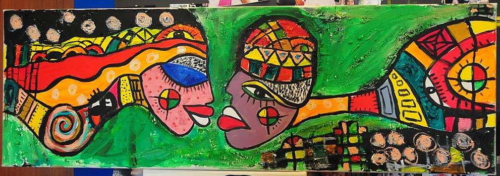 Thirst  by Mona  El Rubi
