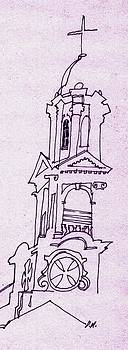 This is the Steeple by Dale Michels