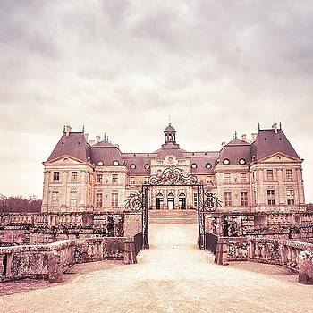 This Is Vaux Le Vicomte. I Grew Up On A by Vivienne Gucwa