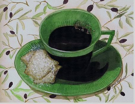 This IS Your Grandmas Cup of Coffee by June Holwell