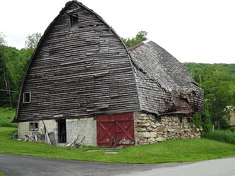 This Old Barn #1 by James McAdams
