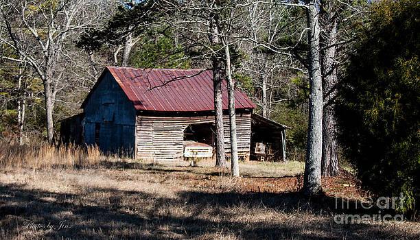This Old Barn by Jinx Farmer
