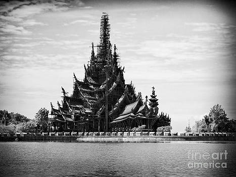 This Old Temple by Thanh Tran
