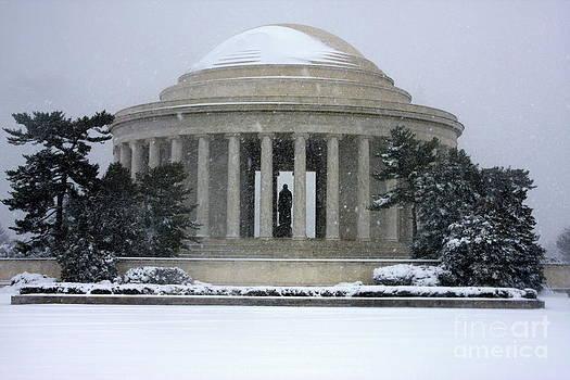 Thomas Jefferson Memorial by Andrew Romer