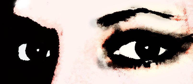 Those Eyes by Peter Berdan