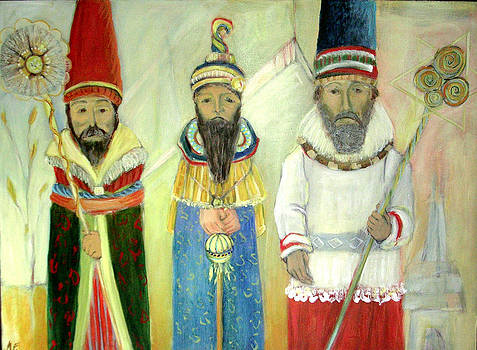 Three Kings by Madlyn Ferraro