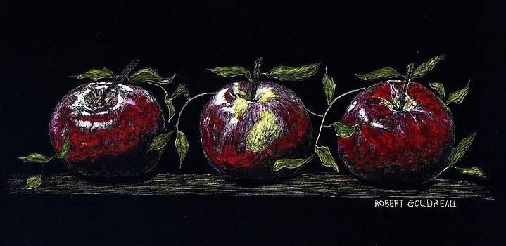 Three Macs by Robert Goudreau