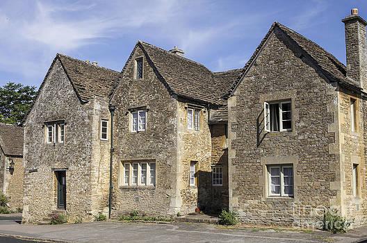 Patricia Hofmeester - Three medieval houses in Lacock