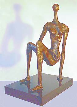 Three Point Nude by Geoff Greene