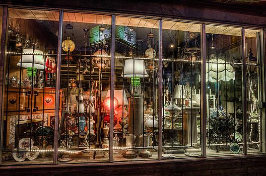 Three Shade Lamp Store by Mark Goodman