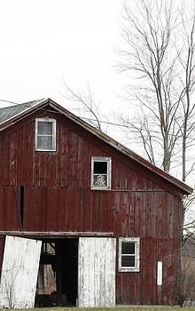 Three Windows by Debbie Finley