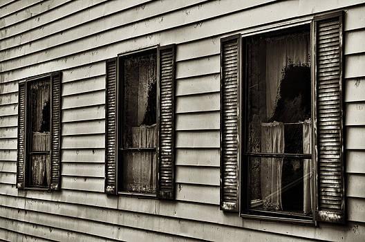 Mick Burkey - Three Windows