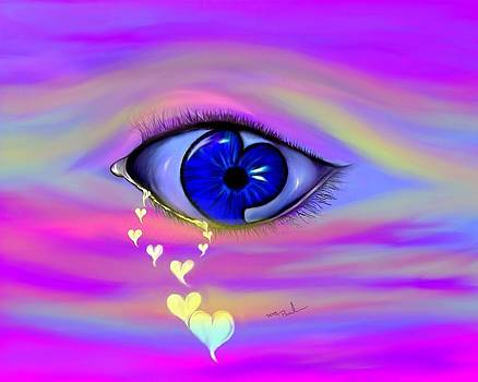 Through An Angels Eye by William  Paul Marlette