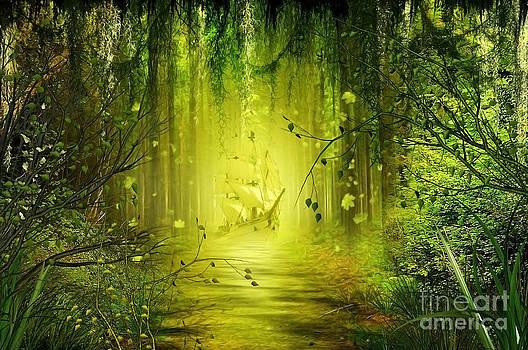 Svetlana Sewell - Through the Jungle