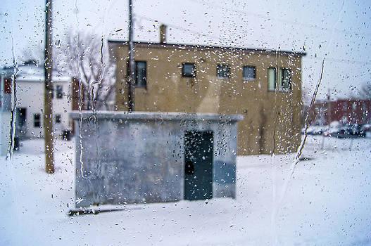 Arkady Kunysz - Through the train window