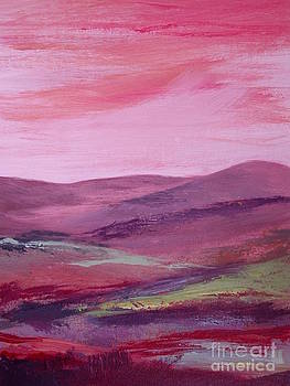 Through the Valley by Hazel Millington