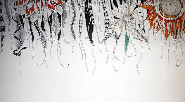 Through the vines by Lori Thompson