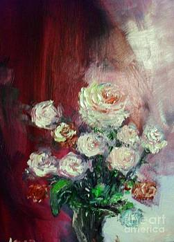 Tiffany Roses by Laurie L