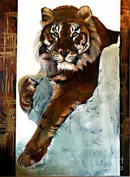 Tiger by Cassandra Oest